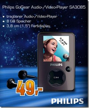 philipsSA3085 thumb Saturn: Philips SA 3085