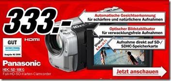 HDC-SD-10EG Media Markt