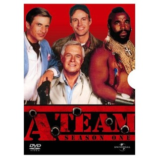 ateam thumb A Team: Staffel 1 für 8,95€