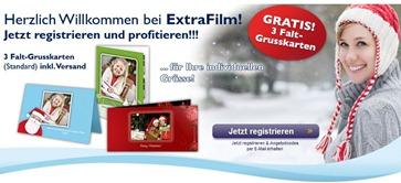 extrafilmfaltkarten thumb 3 Falt Grußkarten mit eigenem Foto gratis