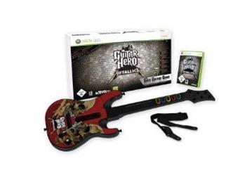 guitarhero thumb Guitar Hero Metallica für die Xbox: Preis 62,95€