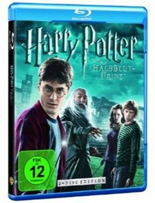 harrypotter thumb Amazon: Harry Potter und der Halbblutprinz BluRay für 9,98