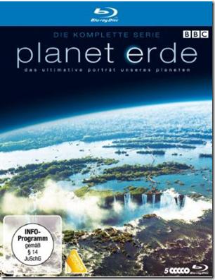 image thumb Planet Erde (Blu Ray) – Die komplette Serie für 29,99€