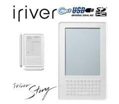 iriver thumb eBook Reader: iRiver Story EB02 zum Preis von 205,90€