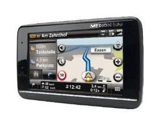 medionp4445 thumb Nur heute: Medion GoPal P4445 Navigationsgerät für 155,90€