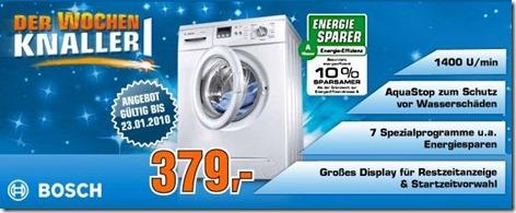 saturn23012010 thumb Saturn Knaller der Woche: Bosch Waschmaschine für 379€
