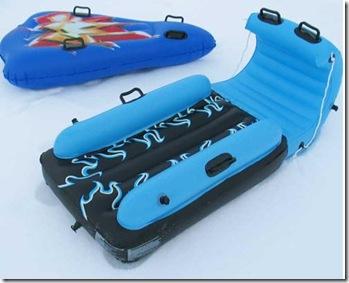 snowracer thumb Ebay WOW von morgen: Schlitten und PS3 Wireless Controller