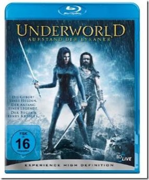underworld thumb Heute: Blu Ray Underworld für 10,97€
