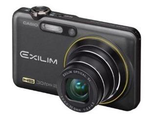 Casio EXILIM EX-FC100 BK