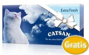 catsan Catsan frische Paket kostenlos