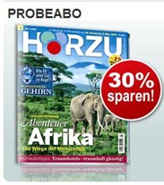 hrzu2 thumb Hörzu: 21 Ausgaben + LG Handy für 13 Euro