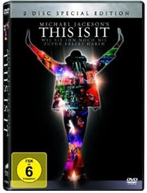 thisitmj thumb Michael Jacksons This Is It (Special Edition, 2 DVDs) für 7,99€