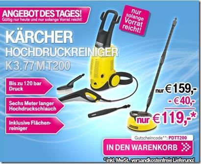 Kärcher K 3.77 M T200