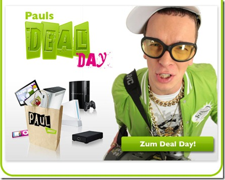 deal day v31 Vom 29. bis 31. März – Paul Deal Day