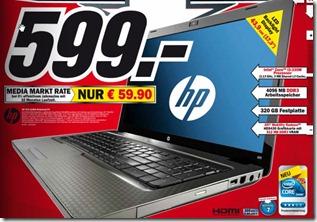 Media Markt HP G72-120G