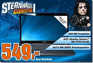 asusnotebook Saturn Angebote: Digitalkamera, Philips LED Fernseher + Notebook