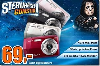 casio digitalkamera saturn