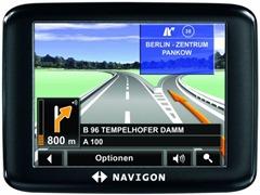navigon 13001 NAVIGON 1300 DACH Navigationsgerät für 49 Euro (B Ware)