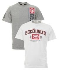 ecko Ecko 2er Pack T Shirts für knapp 17,50€