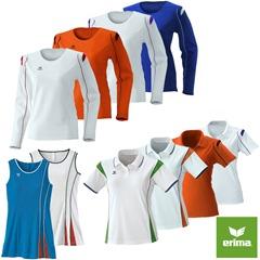 erima gal 3x ERIMA Damen Top   Polos / Longsleeve Tops / T Shirts für 15,99€