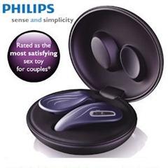 Philips HF8440 zwei sinnliche Intim-Massagegeräte für Sie und Ihn