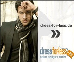 dress4less 20 Euro Neukundengutschein von dress for less.de – Mindestbestellwert 40 Euro