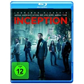 inception2 Inception [Blu ray] für 12,99 Euro incl. Versand