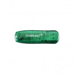 Intenso 8GB USB 2.0 Flash Stick Dongle Highspeed