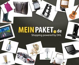 meinpaket 25 Euro Gutschein für Meinpaket.de ab 4,50 Euro