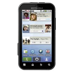 motorola Motorola Handy Defy Black Smartphone KEIN Branding für 289 Euro