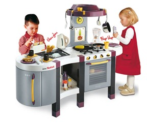 Smoby kinderkuche excellence von tefal fur 77 euro for Kinderküche smoby
