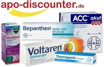 apo1 4,90 Euro statt 15 Euro   Wertgutschein auf alle rezeptfreien Produkte bei apo discounter.de