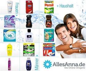 dailydealgutscheinenatanna 061 15 Euro Gutschein von allesanna.de für 7,50 Euro