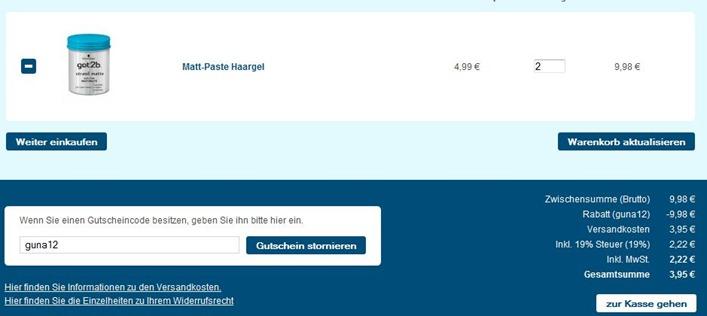 guna12 [Knaller] AllesAnna.de 10 Euro Gutschein ohne Mindestbestellwert