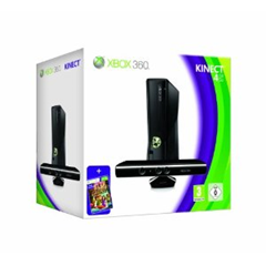 image122 Xbox 360   Konsole Slim 4 GB Kinect Bundle incl. Kinect Adventures für ca. 228 Euro incl. Versand