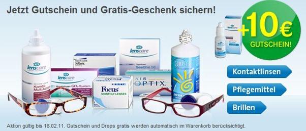 lensbest1 10 Euro Lensbest Gutschein – ab 50 Euro Gesamtbestellwert sogar 15 Euro