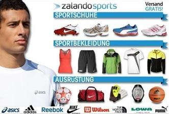 image127 50 Euro Zalando Sports Gutschein für 19 Euro