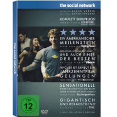image198 The Social Network (2 Disc Collectors Edition) für 6,14 Euro incl. Versand