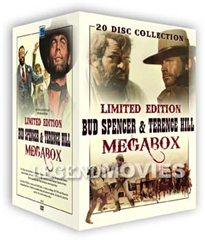 image204 Bud Spencer & Terence Hill Megabox (20 DVDs) für 44,95 Euro