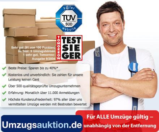 image36 Umzugsauktion.de   250 Euro Gutschein für 9 Euro