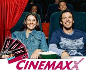 image38 Cinemaxx Kinoticket + 0,5l Cola für 7,50€ oder 5 Tickets (ohne Cola) für 29,50€