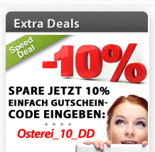 image221 Dailydeal.de: 10% auf alles bis 15 Uhr