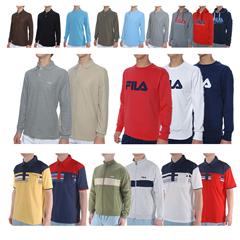 image241 Fila Ausverkauf: 2er Set FILA Polos, Shirts oder Jacken für 19,99 Euro