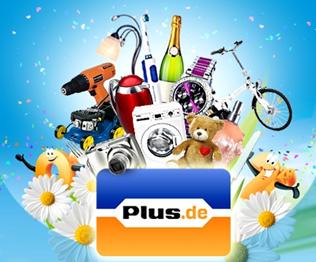 image17 40 Euro Gutschein für Plus.de zum Preis von 20 Euro