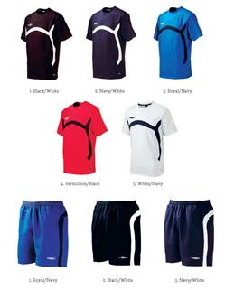 image232 Umbro Herren T Shirt & Shorts für je 9,49 Euro inklusive Versand