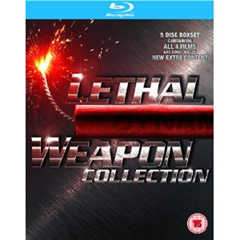 image293 Lethal Weapon 1 4 [Blu ray] für ~ 23 Euro inklusive Versand