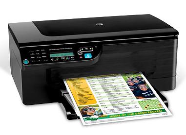adf HP Officejet 4500 Multifunktionsgerät mit Fax & 4 weitere Artikel für 51,76 Euro inklusive Versand