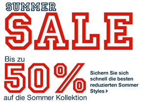 image280 TOM TAILOR Summer Sale mit bis zu 50% Rabatt auf die aktuelle Sommerkollektion