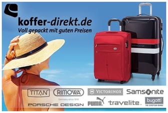 image74 50 Euro Gutschein von koffer direkt für 24 Euro