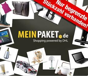 image92 [Schnell sein] 60 Euro Meinpaket.de Gutschein für 29,99 Euro